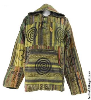 Gheri-Patchwork-Festival-Hoodie-Yellow