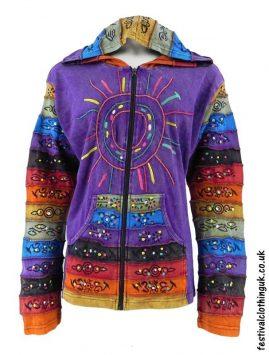 Hooded-Festival-Sunshine-Jacket-Purple