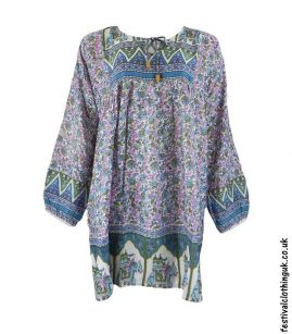 Indian-Elephant-Festival-Tunic-Pink-Blue