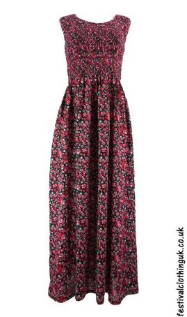 Long-Festival-Maxi-Dress-Red