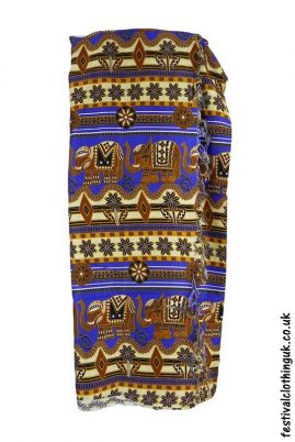 Long-Festival-Sarong-Beach-Wrap-Blue-Aztec