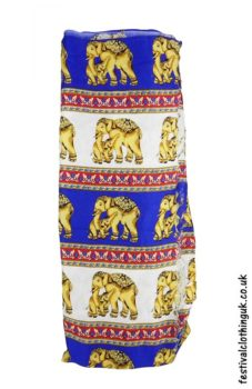 Long-Festival-Sarong-Beach-Wrap-Blue-Elephant