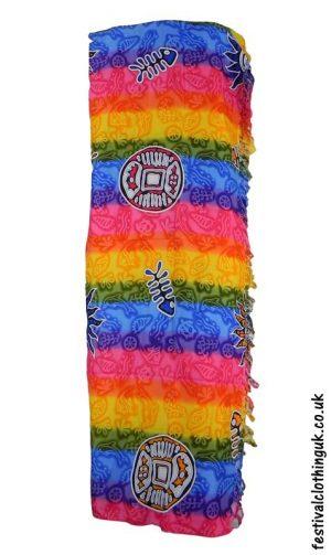 Long-Festival-Sarong-Beach-Wrap-Multicoloured