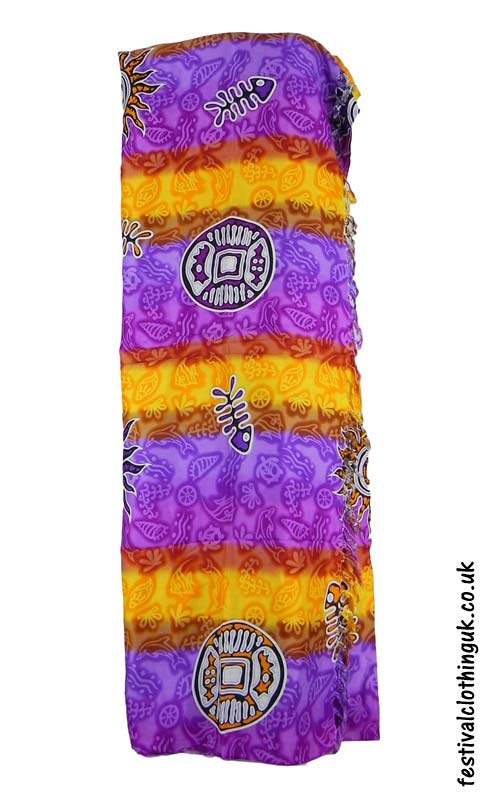Long-Festival-Sarong-Beach-Wrap-Purple-YellowLong-Festival-Sarong-Beach-Wrap-Purple-Yellow