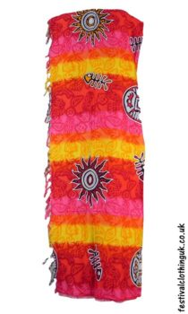 Long-Festival-Sarong-Beach-Wrap-Red-Yellow
