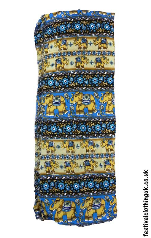 Long-Festival-Sarong-Beach-Wrap-Turquoise-ElephantLong-Festival-Sarong-Beach-Wrap-Turquoise-Elephant