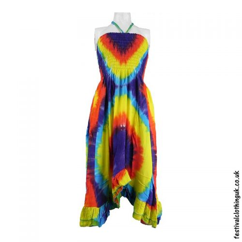 Long-tie-dye-multicoloured-Festival-dress
