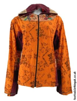 Pixie-Hooded-Embroidery-Festival-Jacket-Orange