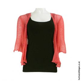 Single-Knit-Bali-Festival-Shrug-Coral-2