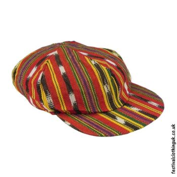 Applejack-Cap-Festival-Hat-Red