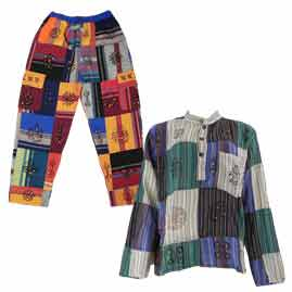 Patchwork Festival Clothing