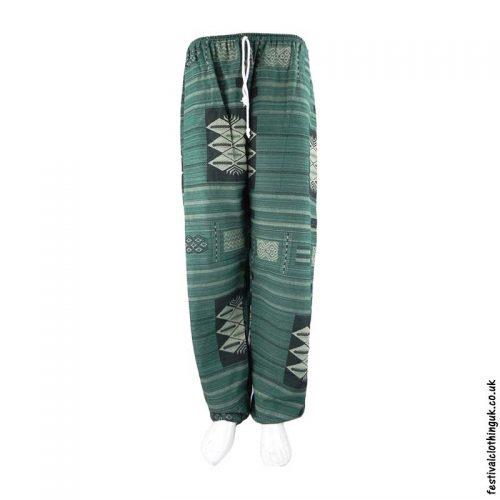 Heavy-Cotton-Festival-Trousers-Green