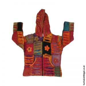 Kids-Multicoloured-Patchwork-Hooded-Festival-Jacket