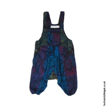 Kids-Soft-Acrylic-Multicoloured-Festival-Dungarees
