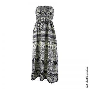 Long-Elephant-Festival-Maxi-Dress-Black