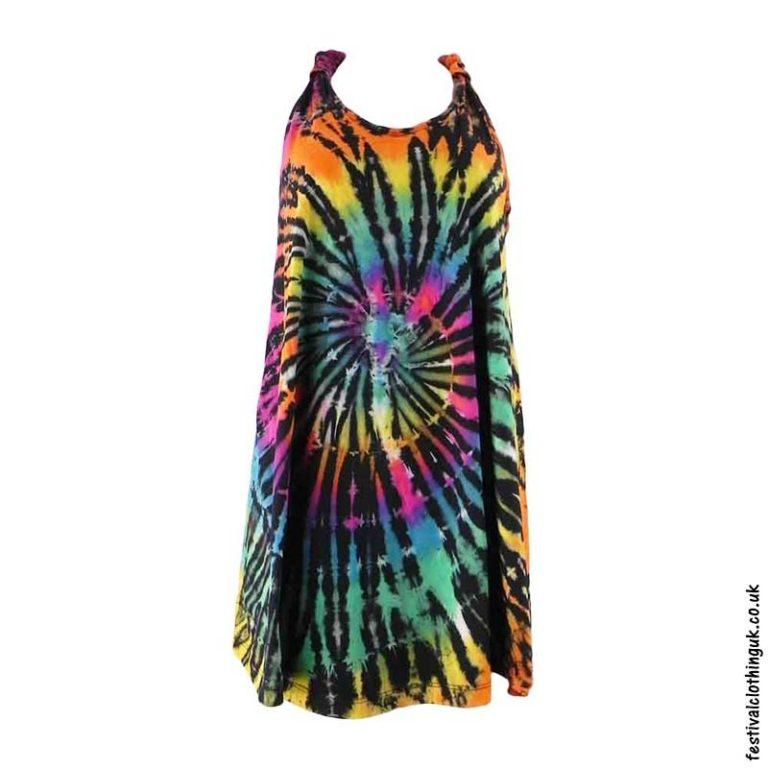 Tie-Dye-Adjustable-Multicoloured-Blouse