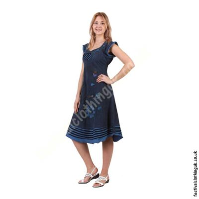 Long-Festival-Cotton-Dress