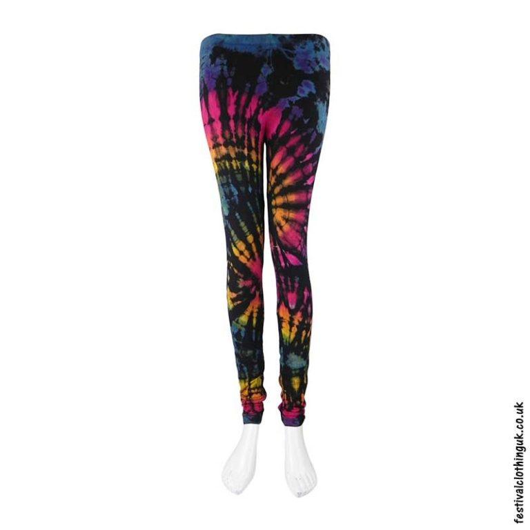 Long-Multicoloured-Black-Tie-Dye-Festival-Leggings