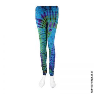 Long-Multicoloured-Turquoise-Tie-Dye-Festival-Leggings