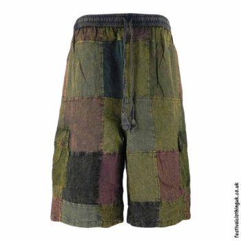 Long-Patchwork-Multicoloured-Festival-Shorts