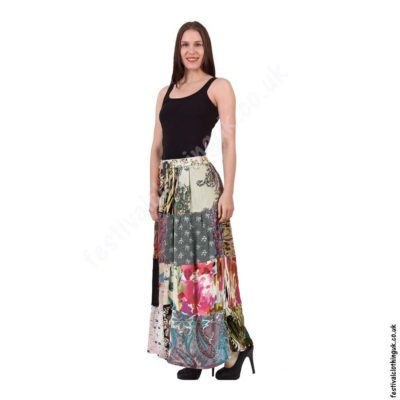Patchwork-Festival-Skirt