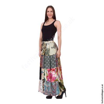 Patchwork-Festival-Skirt