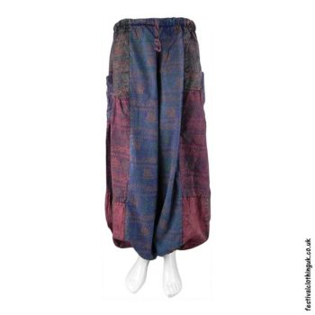 Patchwork-Om-Design-Baggy-Festival-Trousers