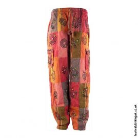 Patchwork-Thick-Cotton-Festival-Trousers