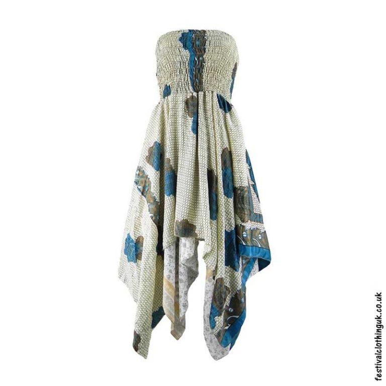 Cream-Pixie-Hem-2-in-1-Recycled-Sari-Festival-Dress