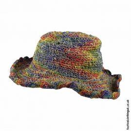 Multicoloured-Hemp-Cotton-Rainbow-Sun-Hat