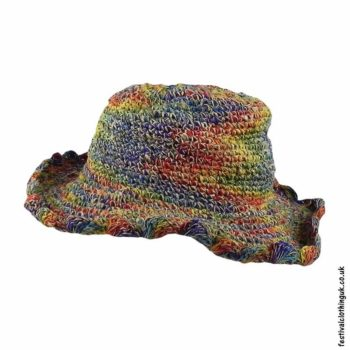 Multicoloured-Hemp-Cotton-Rainbow-Sun-Hat