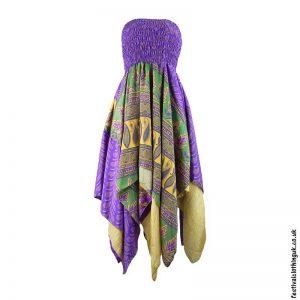 Purple-Pixie-Hem-2-in-1-Recycled-Sari-Festival-Dress