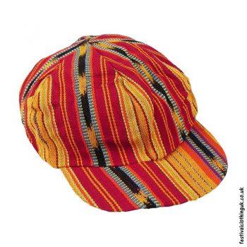 Applejack-Cap-Festival-Hat-Red-Mix