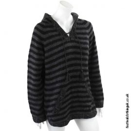 Hooded-Alpaca-Wool-Festival-Jumper-Black-&-Dark-Grey
