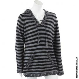 Hooded-Alpaca-Wool-Festival-Jumper-Black-&-Grey