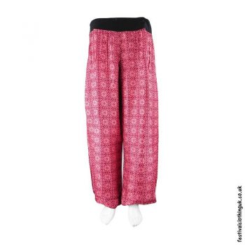 Pink-Recycled-Sari-Festival-Trousers