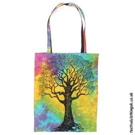 Re-usable-Tree-of-Life-Cotton-Festival-Shopping-Bag