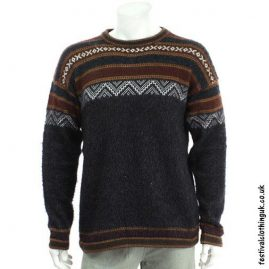 Charcoal-Patterned-Alpaca-Wool-Festival-Jumper