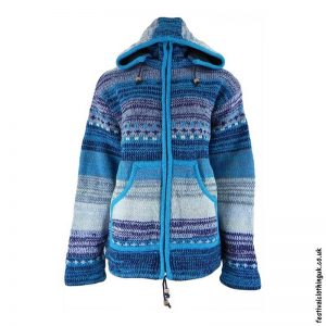 Festival-Wool-Jacket-with-Removable-Hood-Turquoise