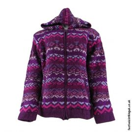 Hooded-Wool-Festival-Jacket-Purple-Multicoloured