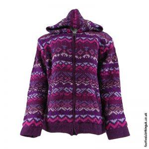 Hooded-Wool-Festival-Jacket-Purple-Multicoloured