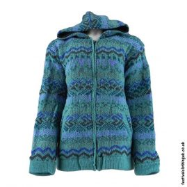 Hooded-Wool-Festival-Jacket-Turquoise