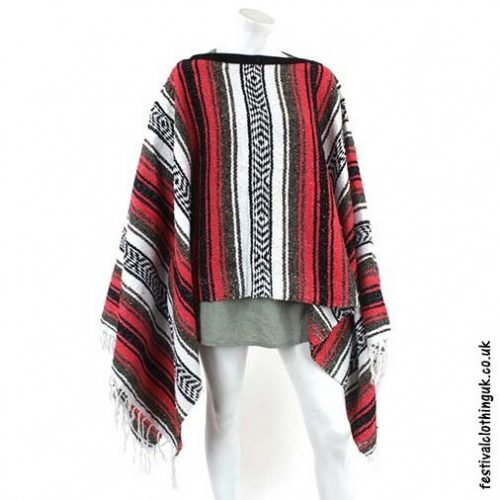 Mexican-Poncho-Alternative-Wear