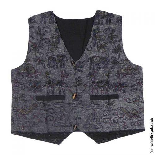 Charcoal-Embroidery-Festival-Waistcoat
