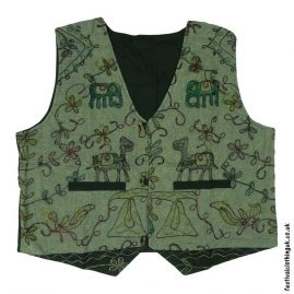 Green-Embroidery-Festival-Waistcoat