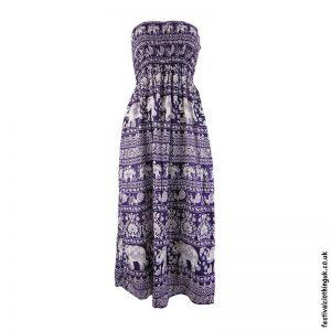 Long-Elephant-Festival-Maxi-Dress-Purple