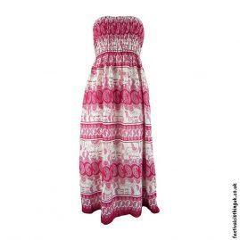 Long-Elephant-Festival-Maxi-Dress-Red