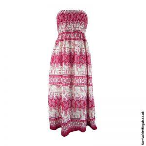Long-Elephant-Festival-Maxi-Dress-Red