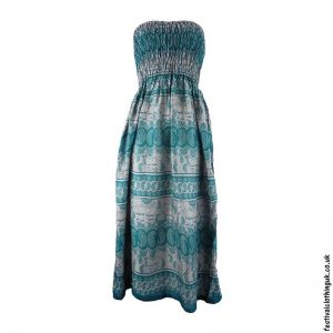 Long-Elephant-Festival-Maxi-Dress-Teal
