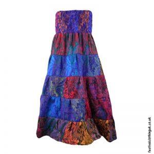 Long-Patchwork-Blanket-Skirt